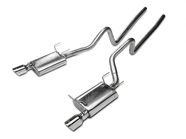 MBRP XP Series Cat-Back Exhaust (11-14 V6)