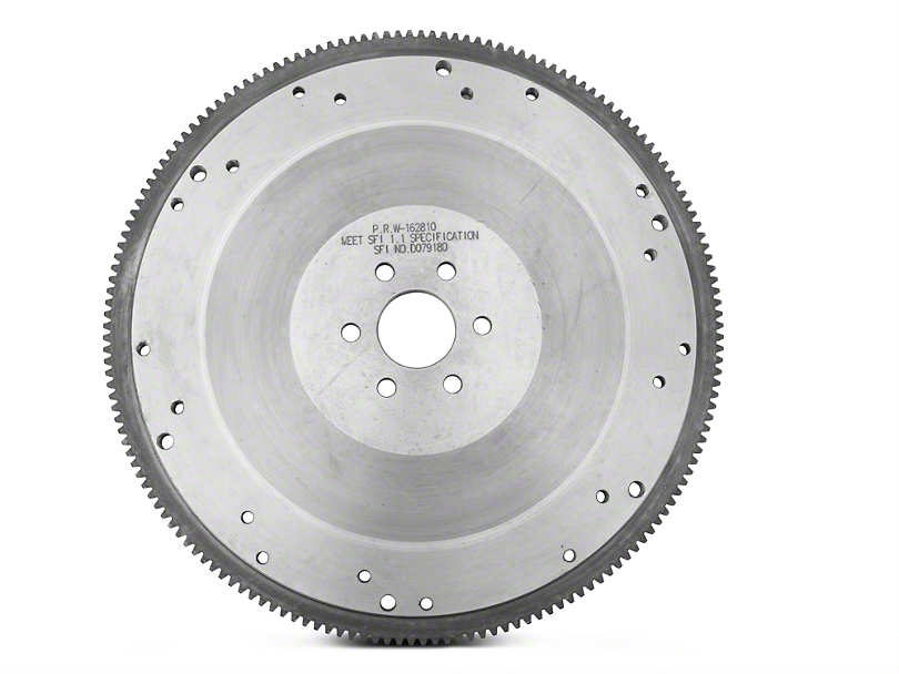 SR Performance Billet Steel Flywheel - 6 Bolt (96-98 GT; Late 01-10 GT)