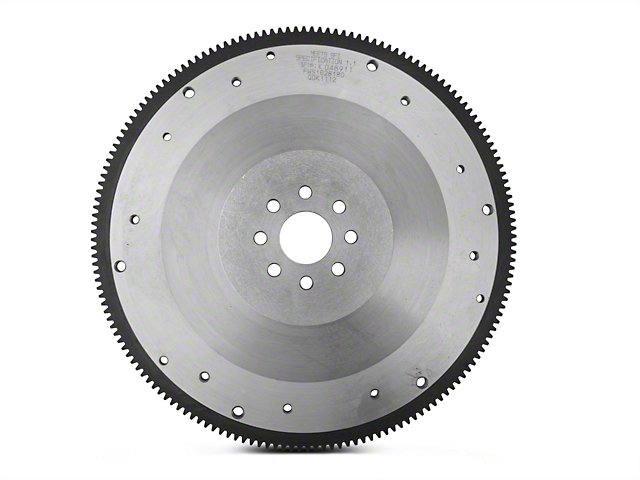 SR Performance Billet Steel Flywheel - 8 Bolt (99-Mid 01 GT; 96-04 Cobra; 03-04 Mach 1; 11-14 GT)