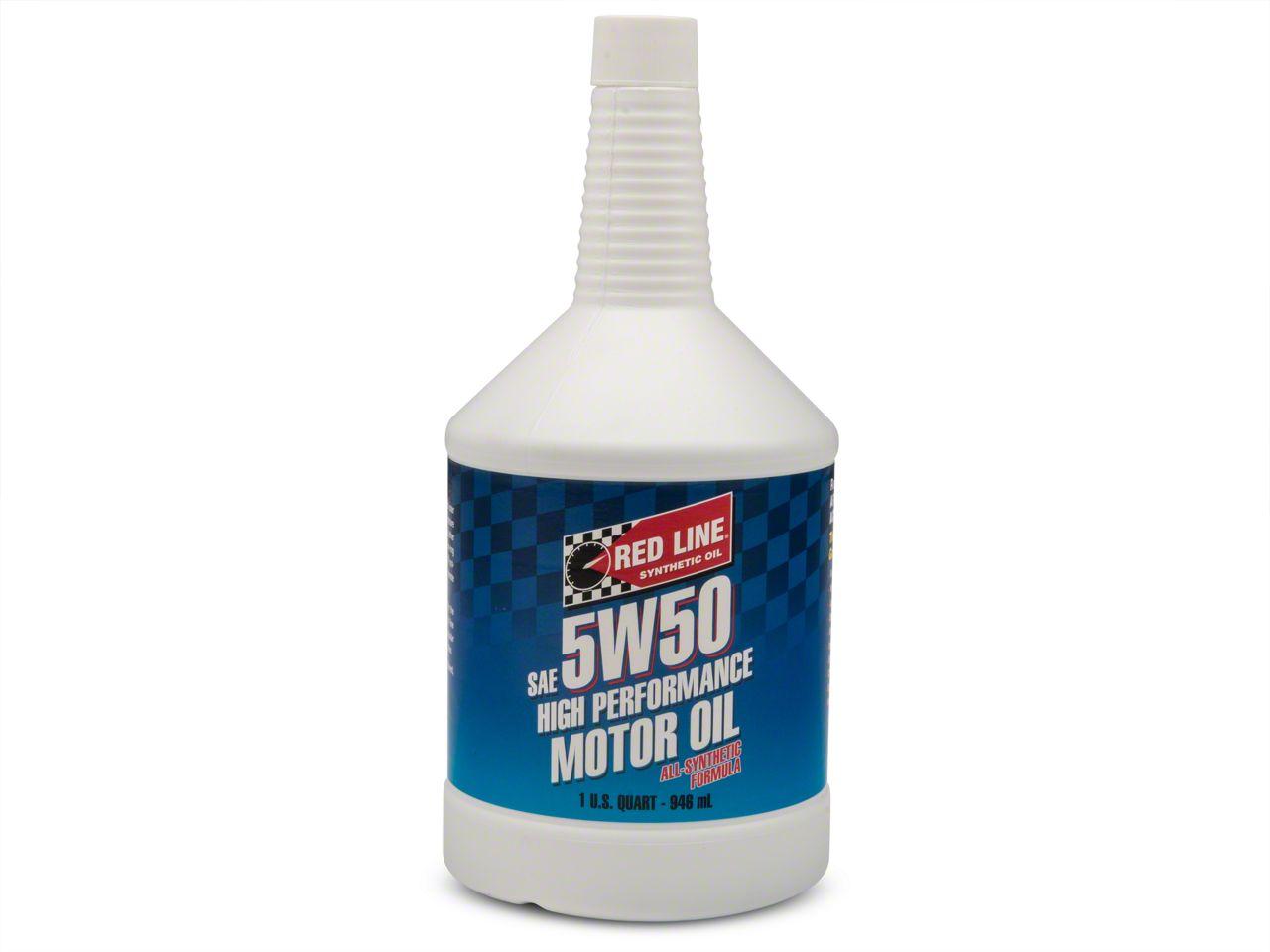 Synthetic 5w50 Motor Oil