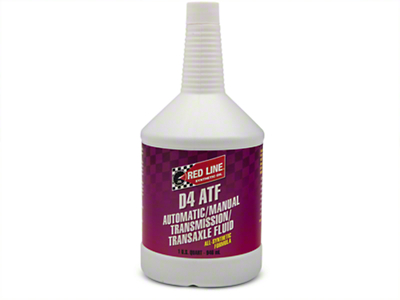 D4 ATF Transmission Fluid