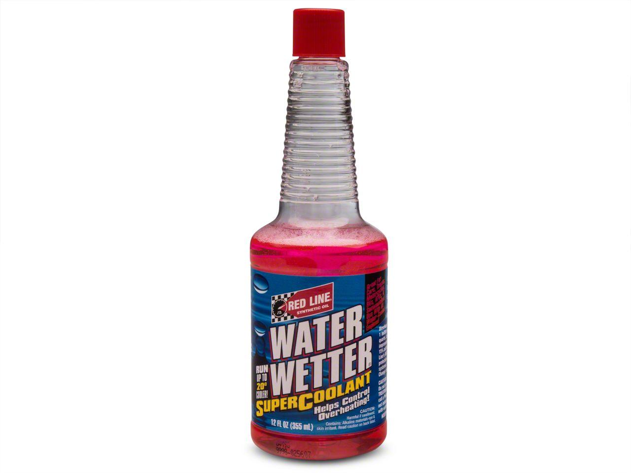 WaterWetter Radiator Fluid