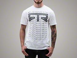 RTR Fade T-Shirt - White (XX-Large)