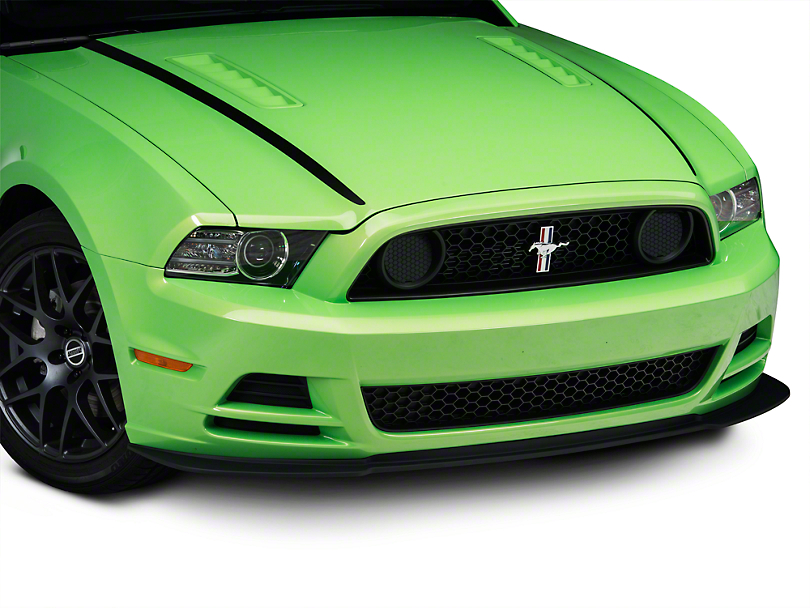 Ford Boss 302 Front Chin Splitter (2013 BOSS 302)