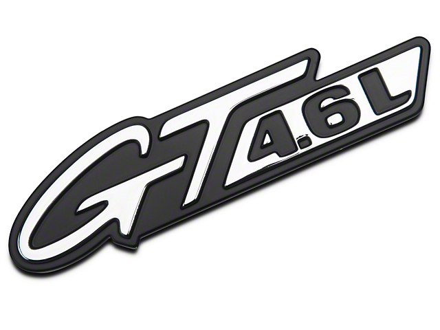 Ford Mustang Gt 46l Fender Emblem F6zz16228aa 96 98 Gt Free