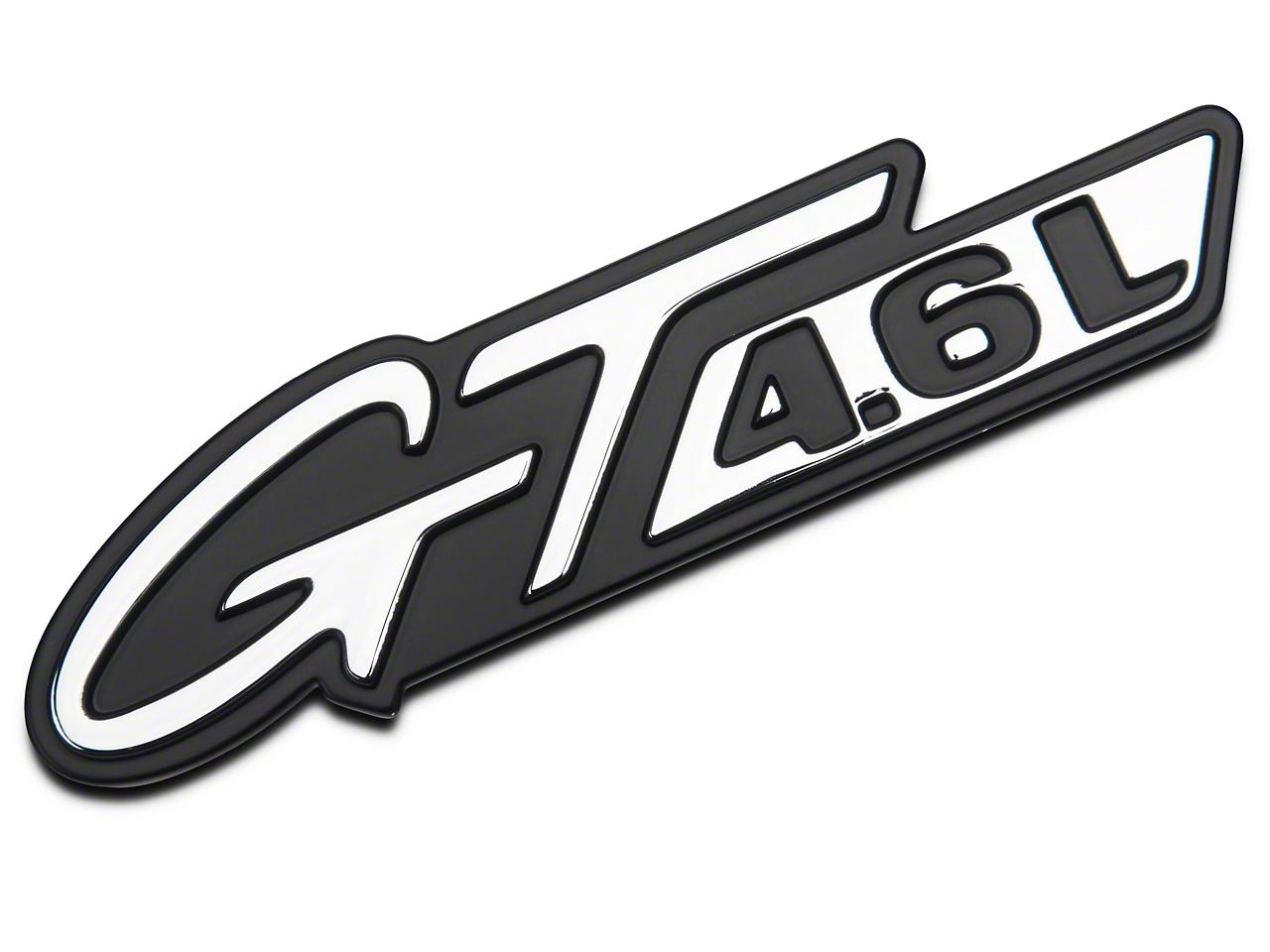 Ford GT 4.6L Fender Emblem (96-98 GT)
