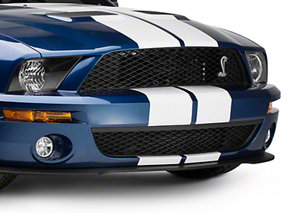 Ford Replacement GT500 Upper Grille (07-09 GT500)