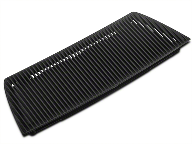 Ford Hood Vent Heat Extractor Grille; Right Side (03-04 Cobra)