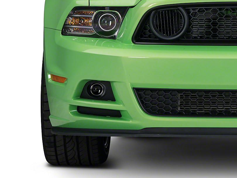 Ford Fog Light Kit - Lower Valance (13-14 GT)