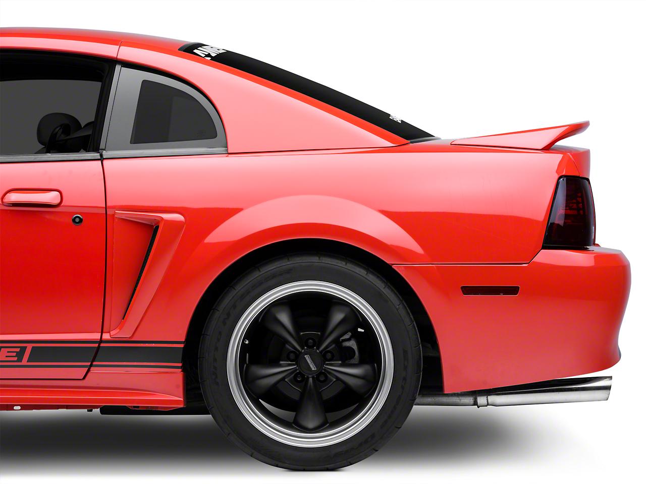 Ford Rear Bumper Reflector - Left Side (99-04 All)