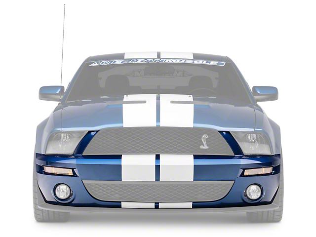 Ford GT500 Front Bumper Cover - Unpainted (07-09 GT500)