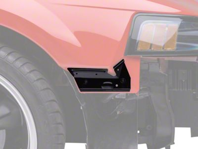 Add Ford Front Fascia to Fender Bracket - Right Side (99-04 All)