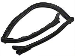 Ford Windshield Header Weatherstrip (01-04 Convertible)