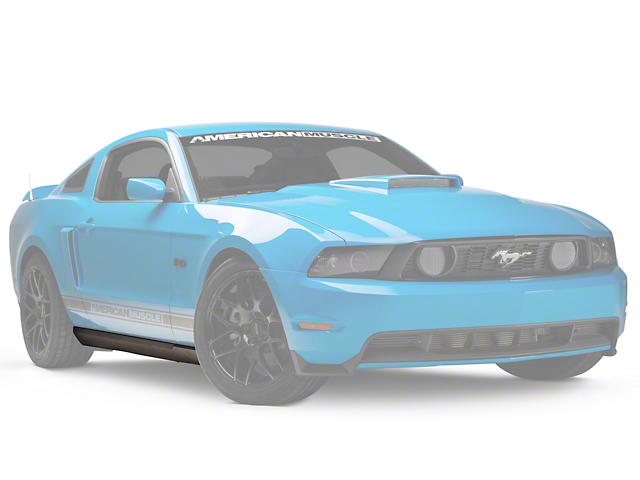 Ford 2010 Style Rocker Molding - Right Side (10-12 All)