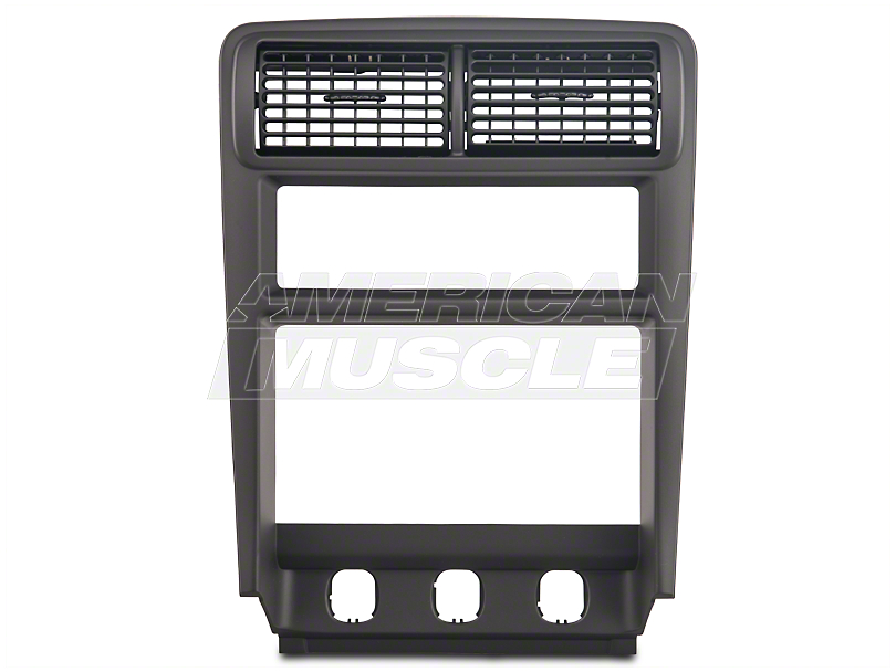 Ford A/C & Radio Control Bezel (01-04 All)