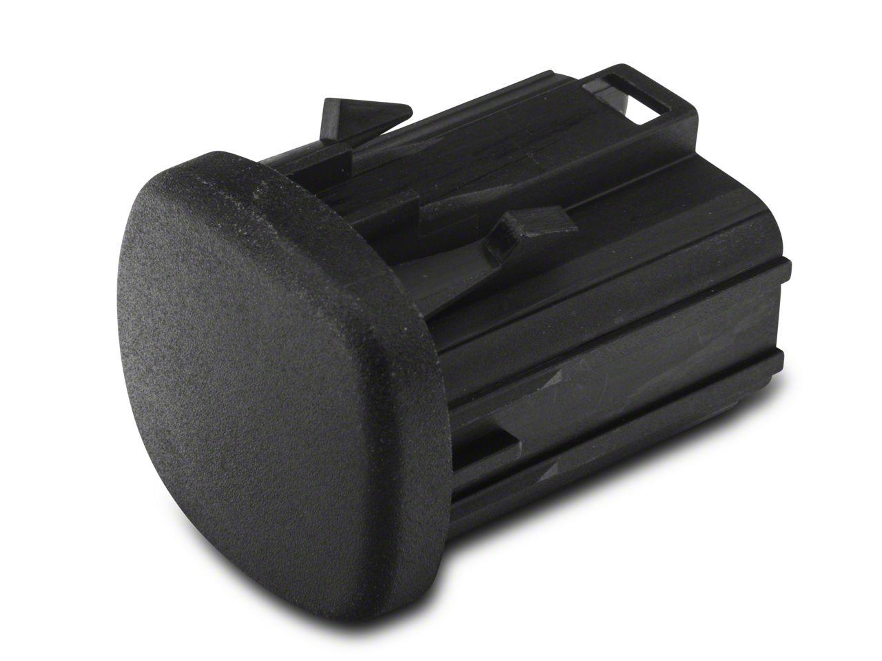 Ford Center Console Switch Delete Block (01-04 All)