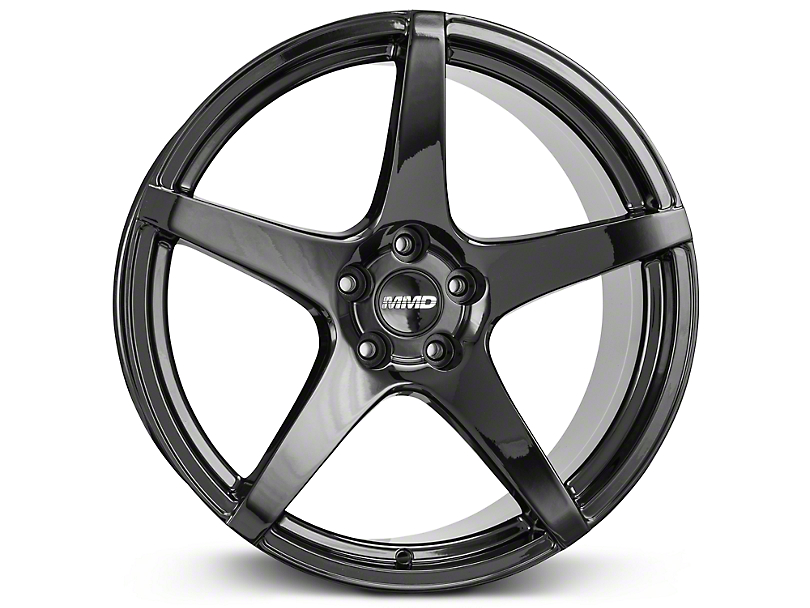 MMD Sinn Black Wheel - 20x10 (15-18 All)