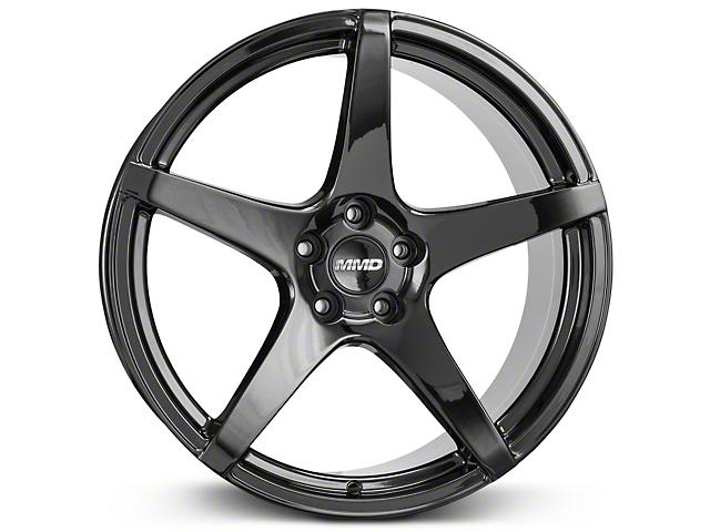 MMD Sinn Black Wheel - 20x10 (15-18 All)
