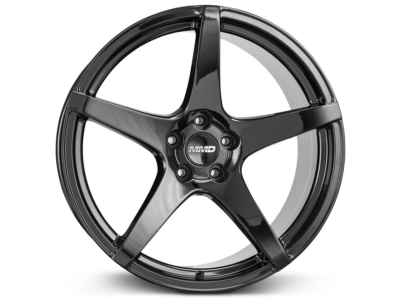 MMD Sinn Black Wheel - 20x10 (15-17 All)