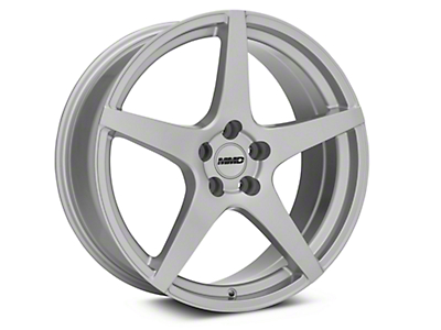MMD Sinn Silver Wheel - 20x8.5 (15-17 All)