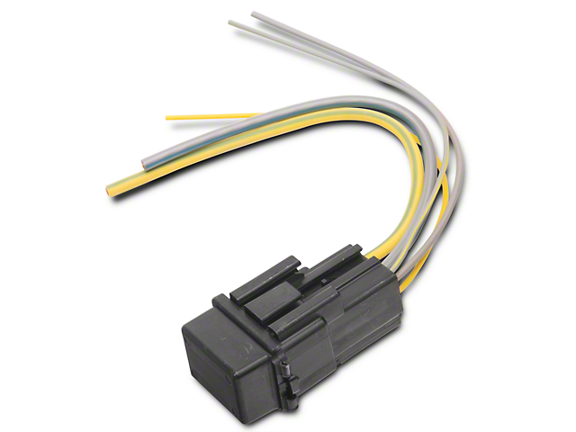 Ford Mustang Fuel Pump Relay AU5Z14N089FA 9293 All Free Shipping - Fuel Pump Wiring Connectors