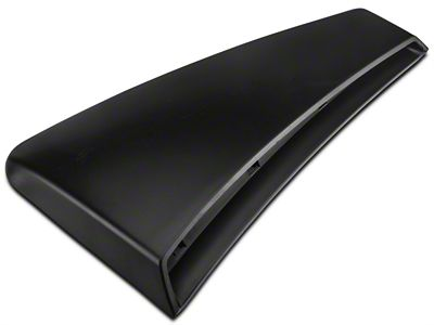 Ford Quarter Panel Side Scoop - Left Side - Unpainted (01-04 GT; 03-04 Cobra, Mach 1)