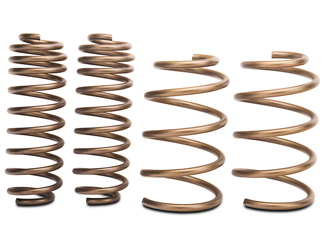 Hurst Stage 1 Lowering Springs (11-14 All)