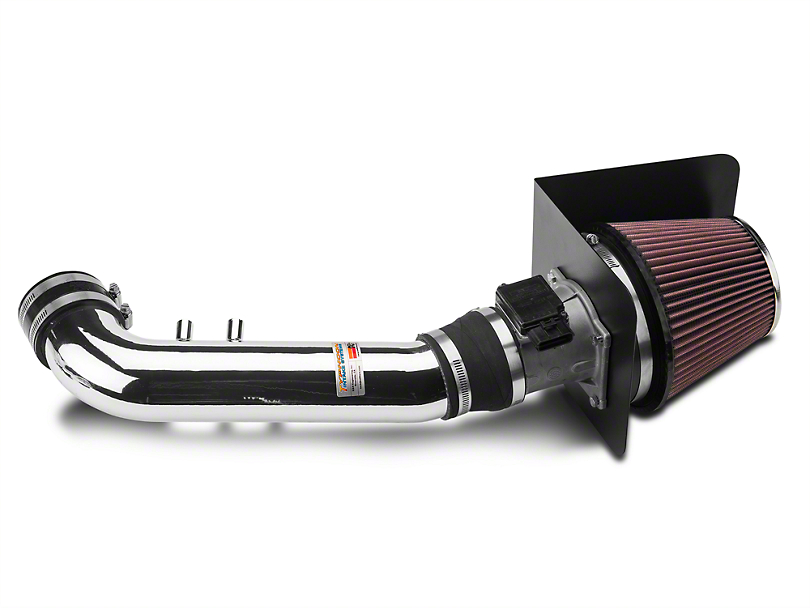 K&N Series 69 Typhoon Cold Air Intake (02-04 GT)