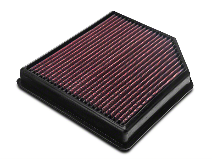 K&N Drop-In Replacement Air Filter (07-09 GT500)