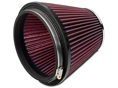 K&N Intake Replacement Filter (96-01 Cobra; 2001 Bullitt; 05-09 V6; 05-14 GT; 07-09 GT500)