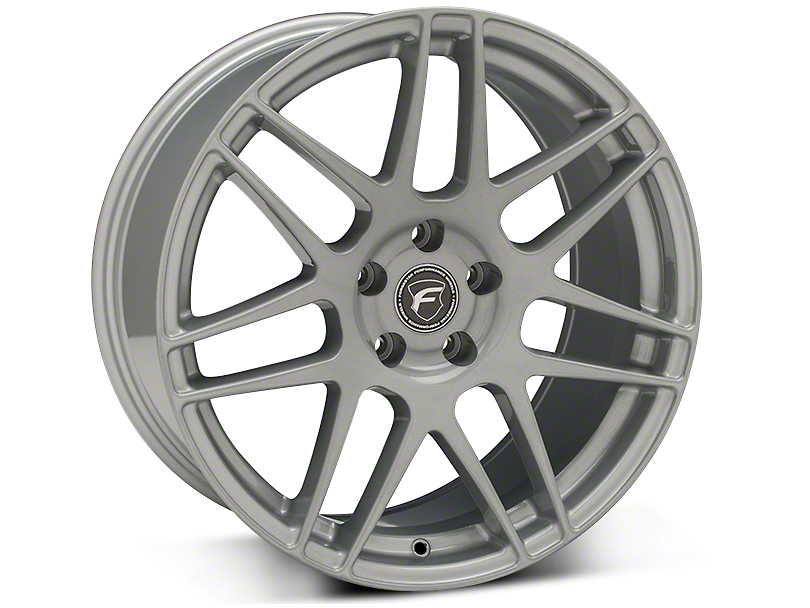Forgestar F14 Monoblock Silver Wheel - 19x9.5 (15-17 All)