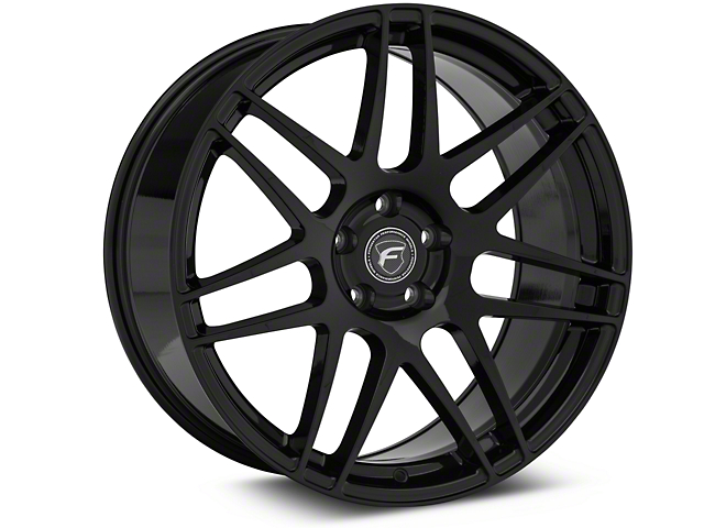 Forgestar F14 Monoblock Piano Black Wheel - 20x9.5 (05-14 All)