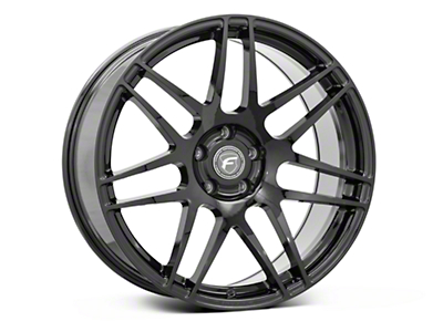 Forgestar F14 Monoblock Piano Black Wheel - 20x9.5 (15-17 All)