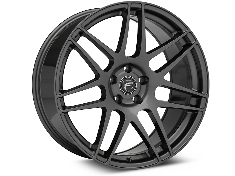 Forgestar F14 Monoblock Gunmetal Wheel - 20x9.5 (05-14 All)