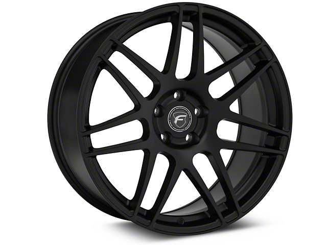 Forgestar F14 Monoblock Matte Black Wheel - 20x9.5 (05-14 All)
