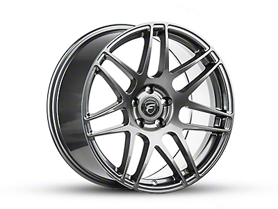 Forgestar CF5 Monoblock Gunmetal Wheel - 19x9.5 (15-17 All)