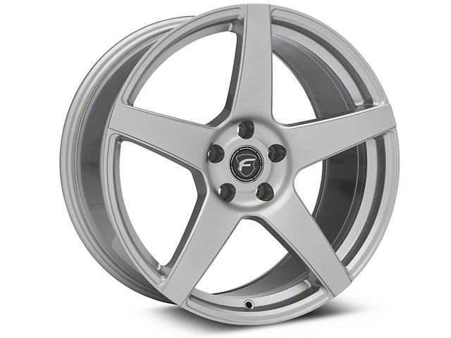 Forgestar CF5 Monoblock Silver Wheel - 19x9.5 (05-14 All)