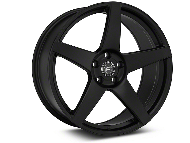 Forgestar CF5 Monoblock Matte Black Wheel - 20x9.5 (15-18 All)