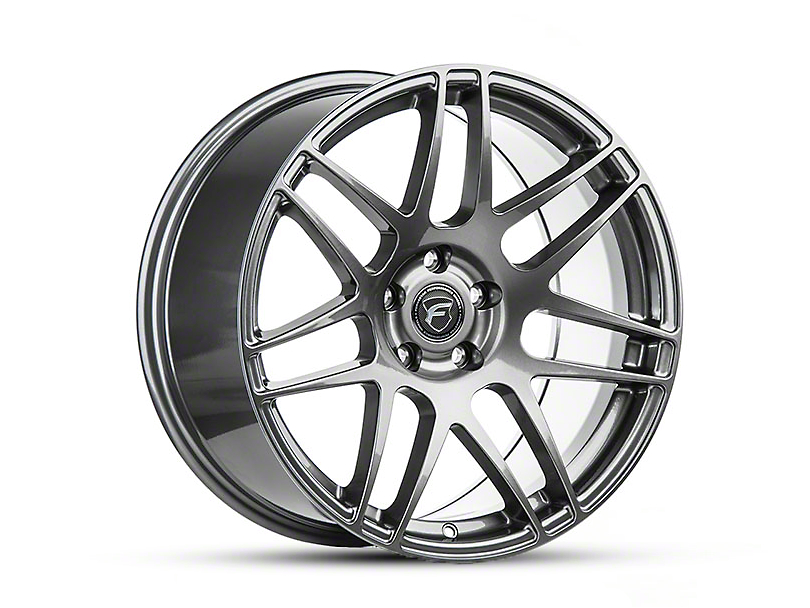 Forgestar CF10 Monoblock Gunmetal Wheel - 19x9.5 (15-18 All)