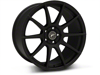 Forgestar CF10 Monoblock Textured Matte Black Wheel - 19x10 (15-18 All)