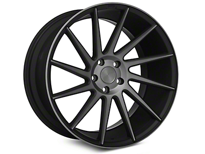 Niche Surge Double Dark Directional Wheel - Driver Side - 20x10.5 (05-14 All)