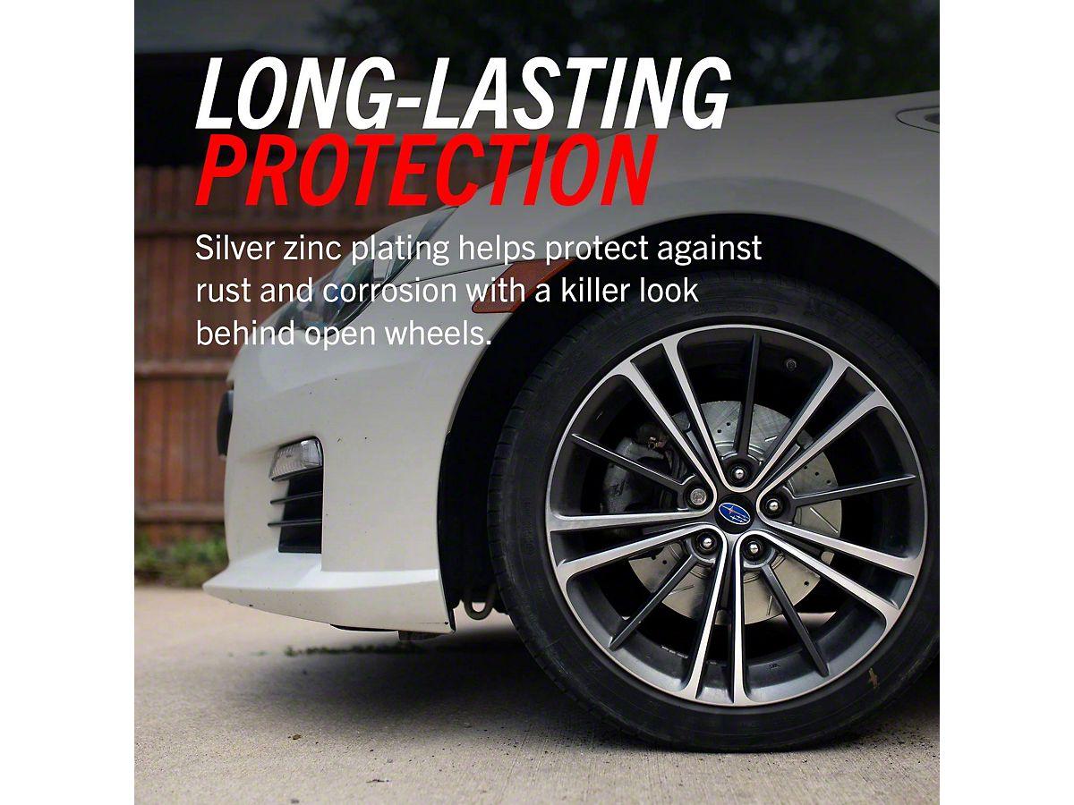 FITS 2011 2012 FORD MUSTANG V6 Ceramic Brake Pads F+R