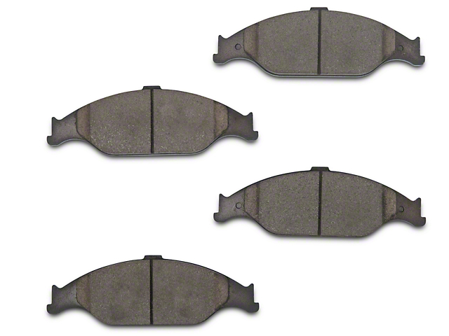 Power Stop Z23 Evolution Sport Ceramic Brake Pads - Front Pair (99-04 GT, V6)