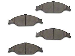Power Stop Z23 Evolution Sport Ceramic Brake Pads; Front Pair (99-04 GT, V6)
