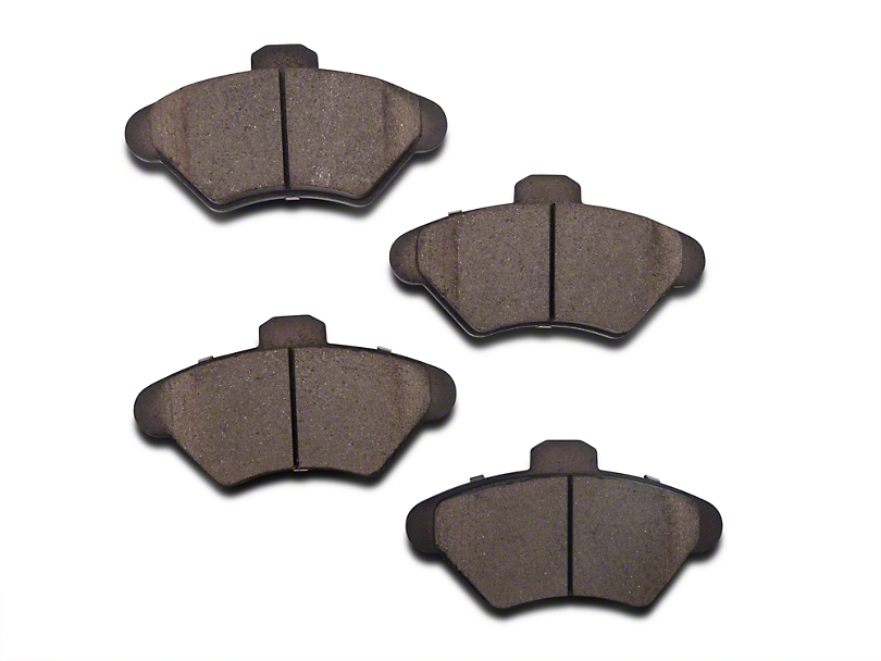 Power Stop Z23 Evolution Sport Ceramic Brake Pads - Front Pair (94-98 GT, V6)