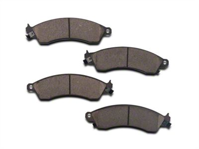 Power Stop Z23 Evolution Sport Ceramic Brake Pads - Front Pair (94-04 Cobra, Bullitt, Mach 1)