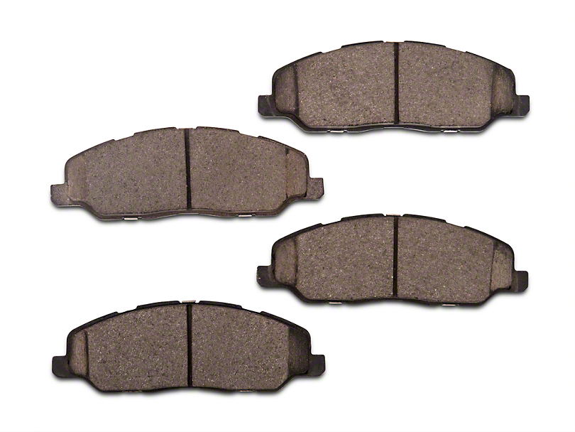 Power Stop Z23 Evolution Sport Ceramic Brake Pads - Front Pair (11-14 GT, V6)