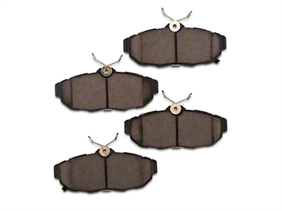 Power Stop Z23 Evolution Sport Ceramic Brake Pads - Rear Pair (11-14 All)