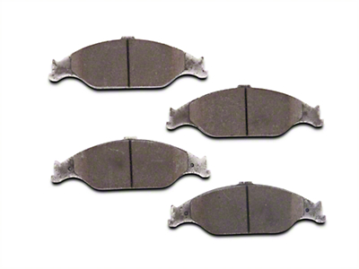 Power Stop Z26 Extreme Performance Ceramic Brake Pads - Front Pair (99-04 GT, V6)