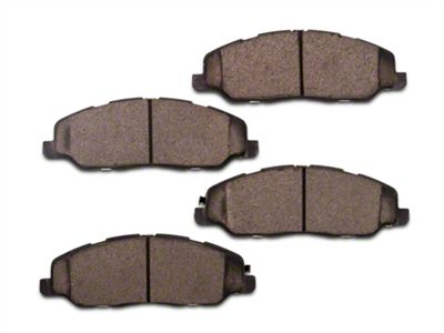 Power Stop Z26 Extreme Performance Ceramic Brake Pads - Front Pair (11-14 Standard GT